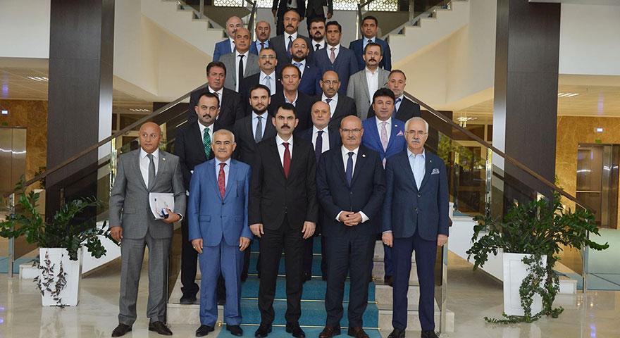 ATO Ankara için harekete geçti