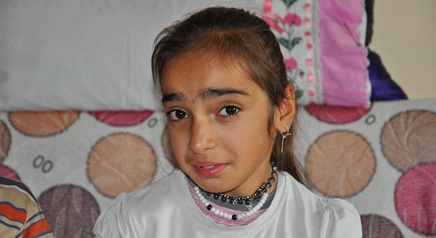 Karslı 10 yaşındaki Meryem'in feryadı: Yürümek istiyorum