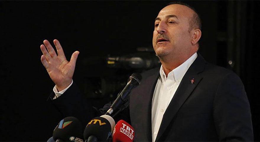 Bakan Çavuşoğlu'ndan dolar açıklaması!