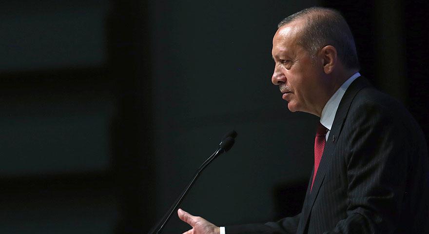 Erdoğan: Türkiye'ye yönelik açık bir ekonomik saldırı var
