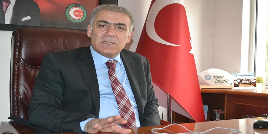 Murat İnanç: Ülkemize çelme takmaya çalışıyorlar