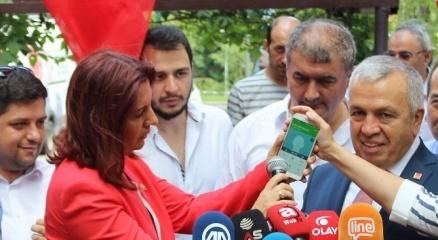 Kılıçdaroğlu Bursa'ya bağlandı