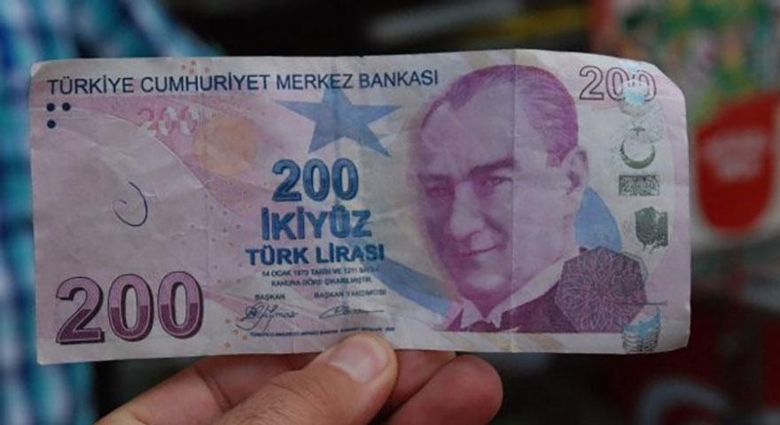 Palandöken'den sahte para uyarısı