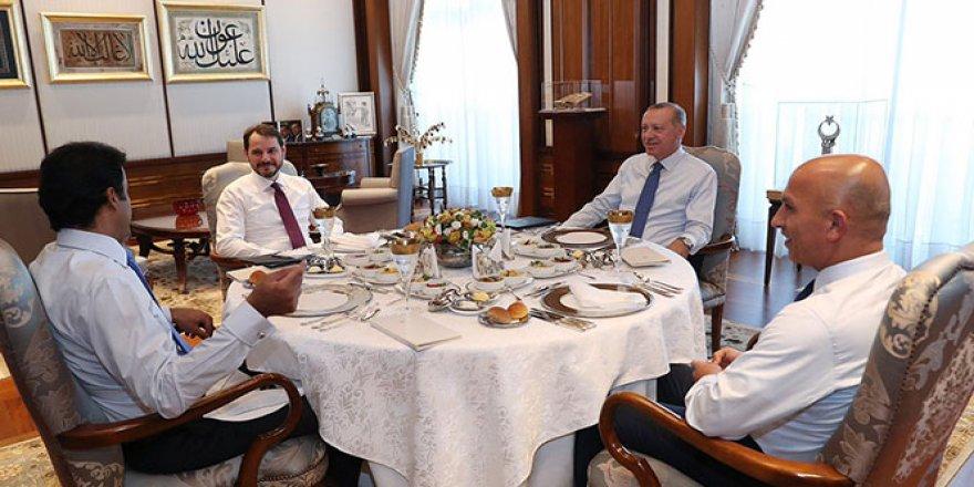 Bakan Albayrak: Katar ile işbirliğini çok daha ileriye taşıyacağız