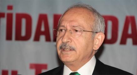 CHP Genel Başkanı Kılıçdaroğlu, Genelkurmay Başkanı Akar'ı telefonla aradı