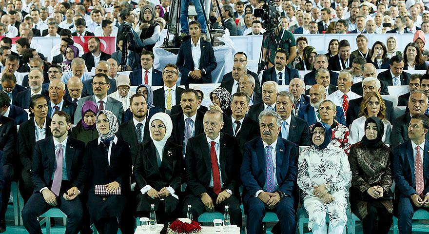 İşte AK Parti'nin yeni A Takımı