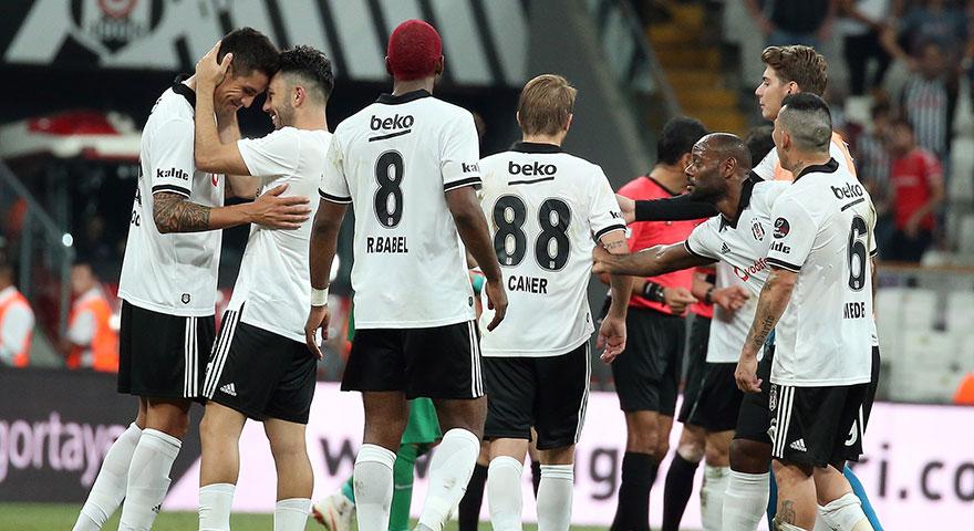 Erzurumspor-Beşiktaş maçı - Kartal'da hedef 3 puan