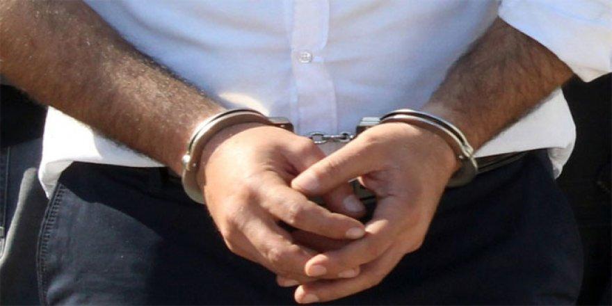 Firari FETÖ zanlısı üsteğmen tutuklandı