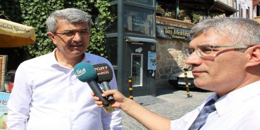 Canlı müze Beypazarı, festivale bekliyor