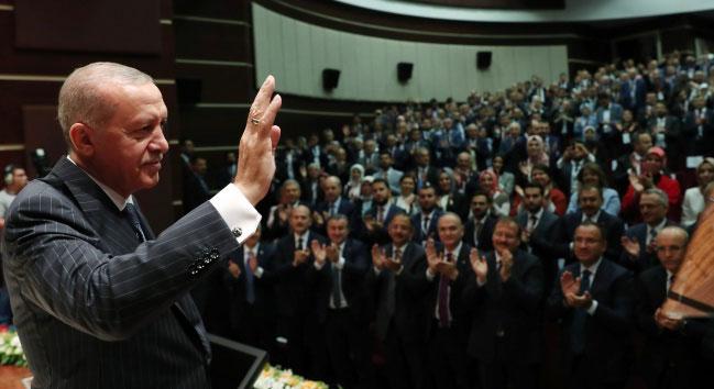 Erdoğan, Kato'da görev yapan askerlere seslendi