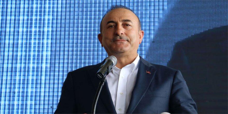 Bakan Çavuşoğlu, Lavrov ile bir araya geldi