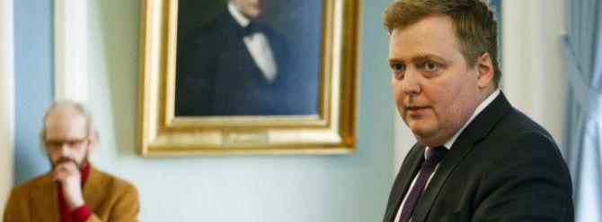 İzlanda'da geçici Başbakan atandı, seçimler sonbaharda