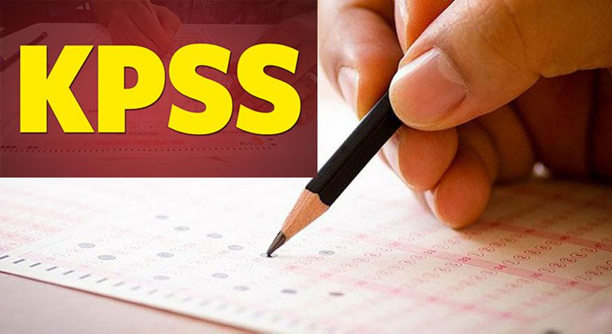 Son Dakika-KPSS sonuçları açıklandı!