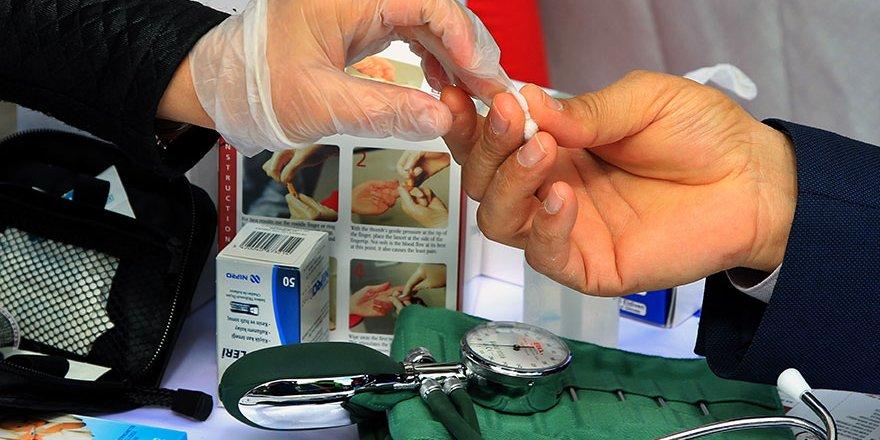 Toplum sağlığı için ücretsiz test
