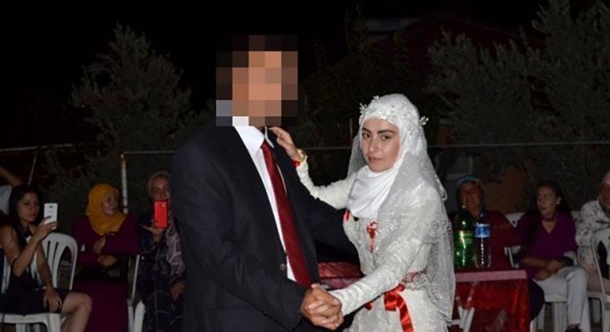 Damat düğün gününde hayatının şokunu yaşadı
