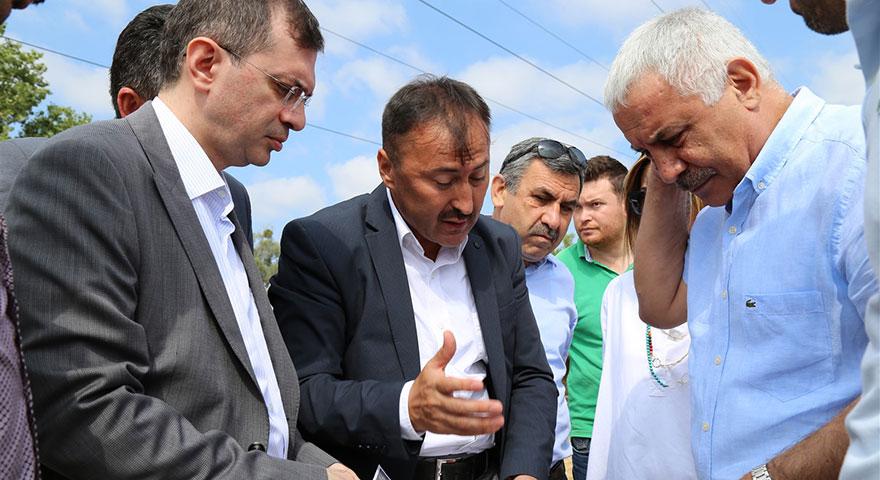 Ankara'yı rahatlatacakproje