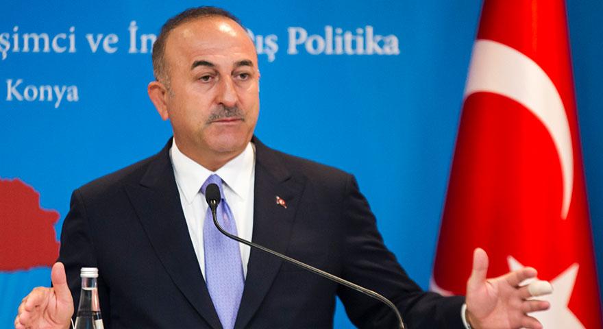 Çavuşoğlu'undan ABD'ye çok sert tepki