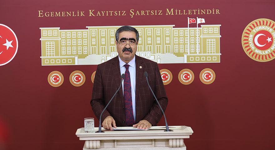 İbrahim Halil Oral: Ankara için sağlık krizi kapıda