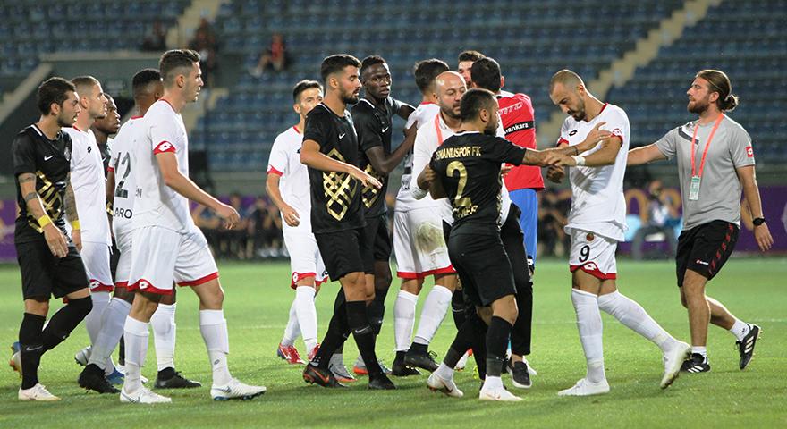 Osmanlıpor Gençlerbirliği maçında gülen Gençler oldu