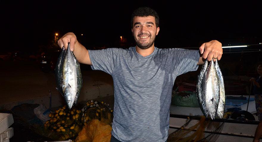 Karadenizli balıkçılar 'Vira Bismillah' dedi