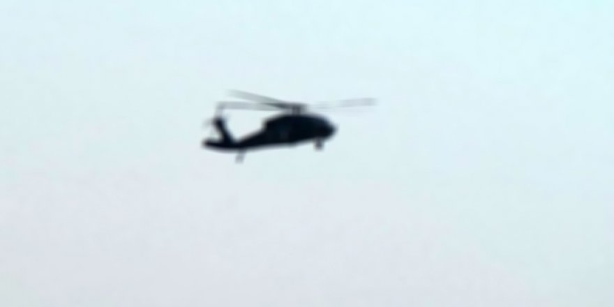 Flaş! Rusya'da helikopter düştü