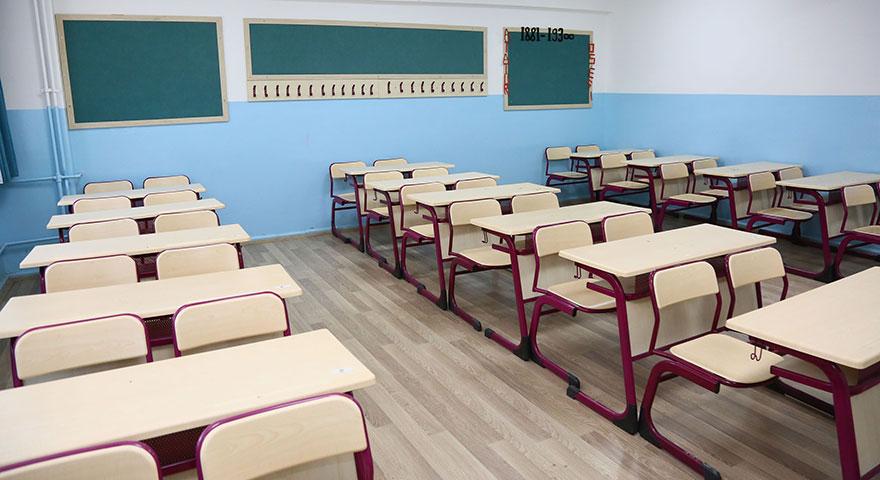 Okullar yeni döneme hazır