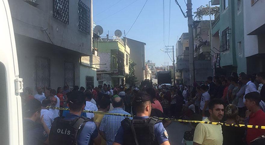 Mersin'de şok! Bir evde 5 kişi ölü bulundu