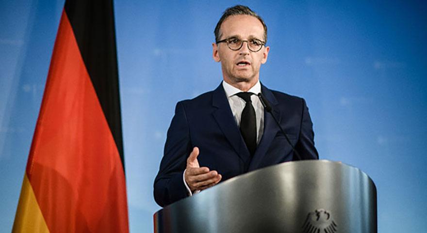 Almanya'dan Türkiye'ye flaş destek açıklaması