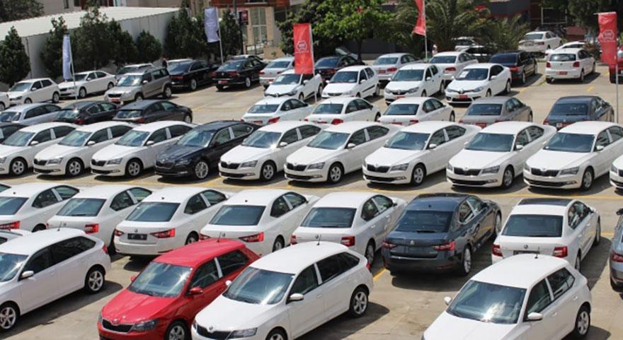 Otomobil pazarında yüzde 20 daralma