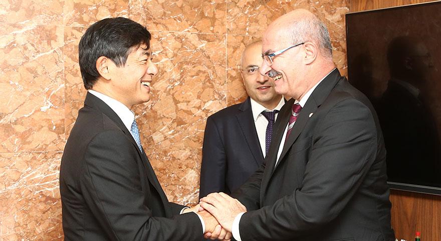 Japonya, Türkiye ekonomisinin istikrarını destekliyor