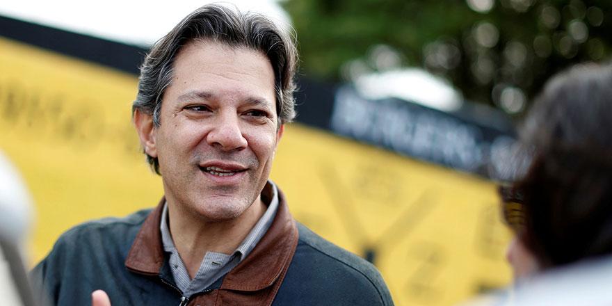 Brezilya'da Fernando Haddad Cumhurbaşkanı seçilebilir
