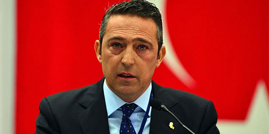 Ali Koç medyanın bir bölümüne kırmızı kart gösterdi