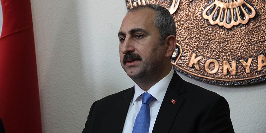 Adalet Bakanı Abdülhamit Gül: Failler hak ettikleri cezayı elbette alacaktır