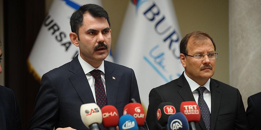 Bakan Kurum'dan 1 milyon kişiyi ilgilendiren açıklama