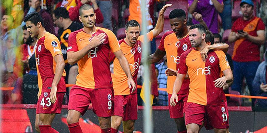 Seri bozulmadı! Galatasaray 4-1 Kasımpaşa özet