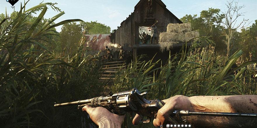 Hunt: Showdown İçin 2.4 güncellemesi yayınlandı