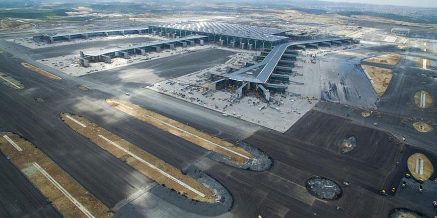 Ulaştırma Bakanlığı'ndan son dakika 3. Havalimanı açıklaması