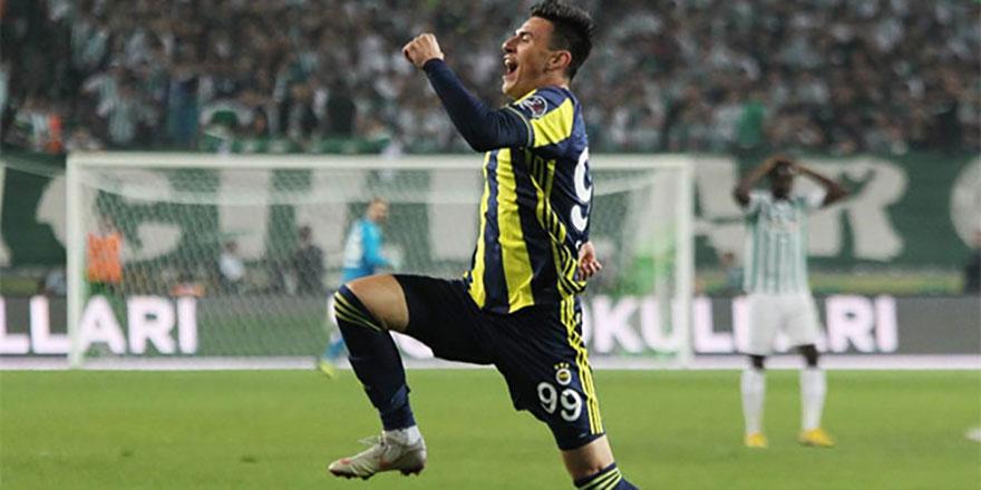 Avrupalı Kulüplerden Eljif Elmas'a yakın takip.