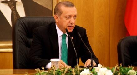 Cumhurbaşkanı Erdoğan: 'Suriye haritadan siliniyor'