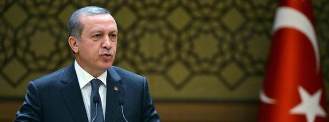 Erdoğan muhtarlara seslendi, Kılıçdaroğlu'na sert çıktı