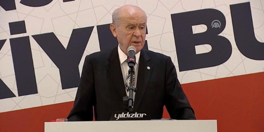 MHP Lideri Bahçeli: Yeni göç akımına ekonomik gücümüz yetmez