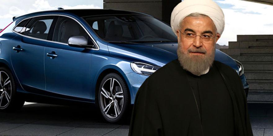 Otomobil devi İran'dan çekildi