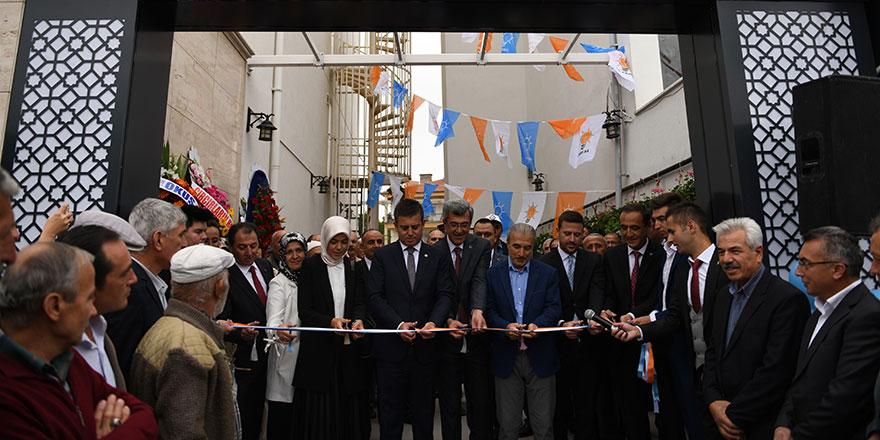 AK Parti Beypazarı İlçe Başkanlığı açıldı