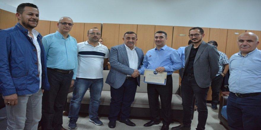 Mustafa Toruntay'dan faciayı önleyen üyesine ödül