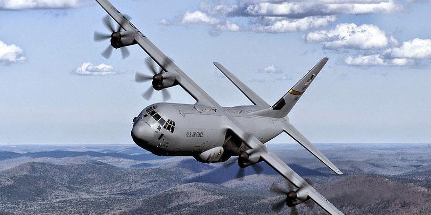 ABD'ye ait askeri uçak düştü: 11 asker öldü