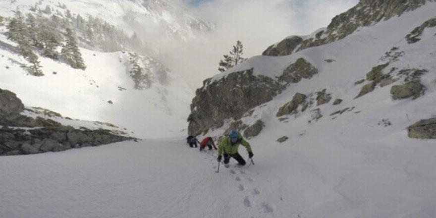 Bir dağcının hazin öyküsü