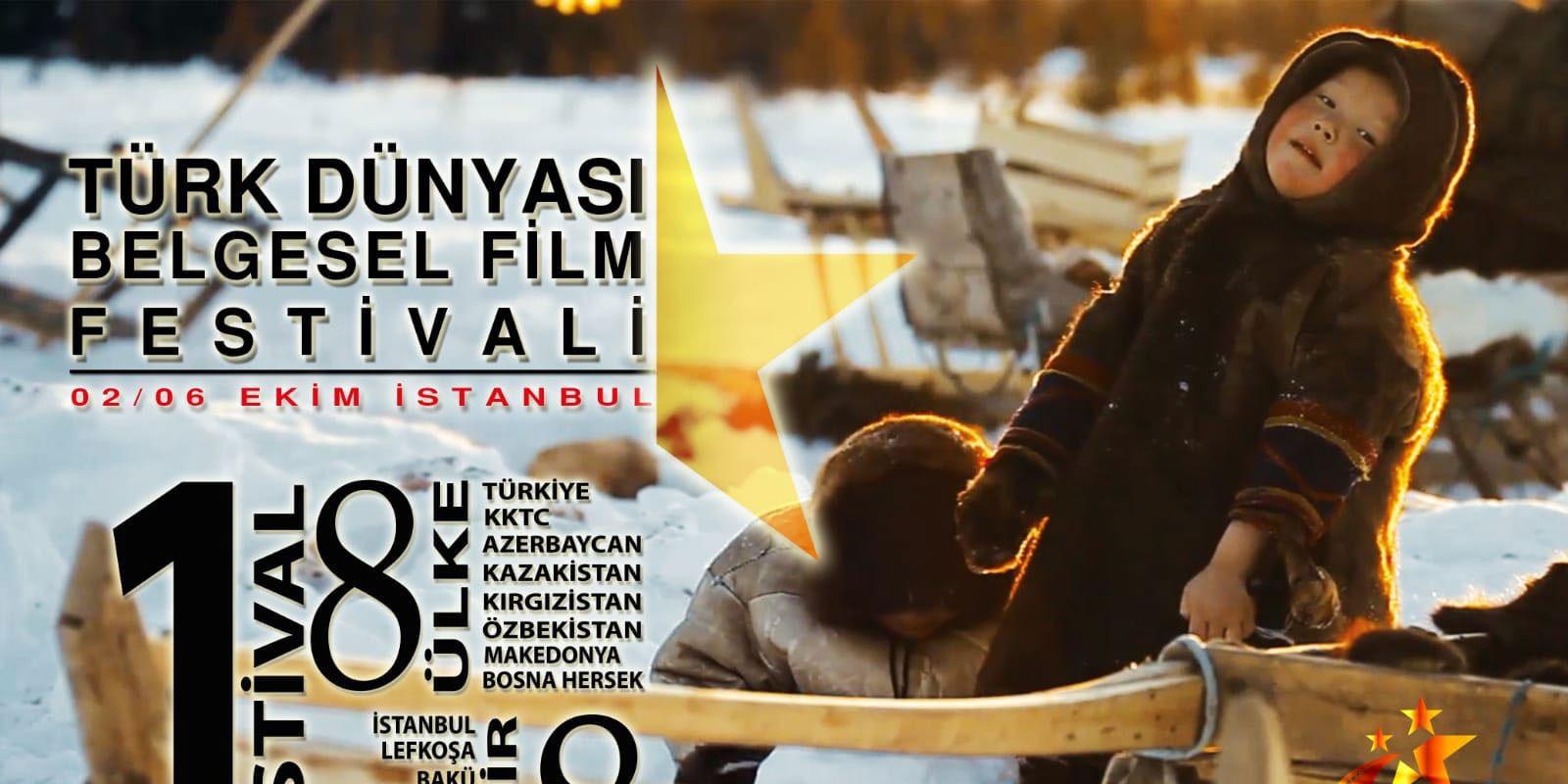 Türk Dünyası Film Festivali gururlandırdı