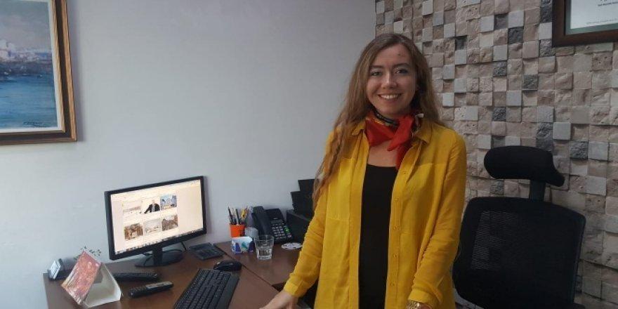 Tekirdağlı Türk mimardan bir ilk
