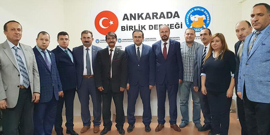 Ankaralılar gelenek bozmadı