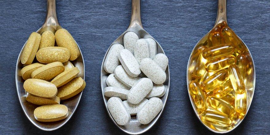 Eş Dost Tavsiyesiyle Alınan Vitaminler Zarar Veriyor